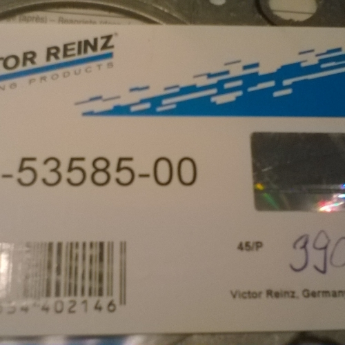 Suzuki Swift, Wagon R+, Baleno - REINZ hengerfej tömítés 61-53585-00 3900Ft