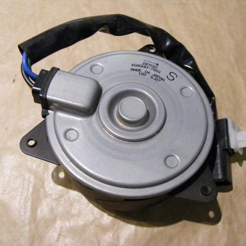 2005-2007 Suzuki Swift - Vízhűtő ventilátor motor 17120-62J00-000 Gyári! 39900Ft