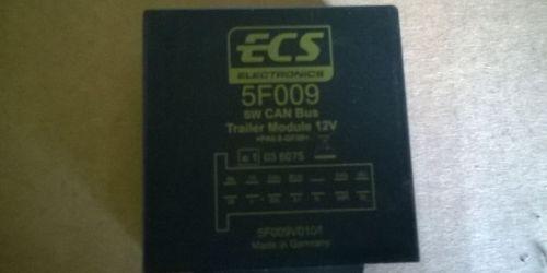 Chevrolet Vezérlő egység X0240021 ECS Electronics 5F009 39000Ft