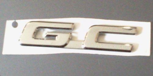 Suzuki GC embléma, felírat, logó  77823-80EC0-0PG  Gyári! Ft/db 990Ft