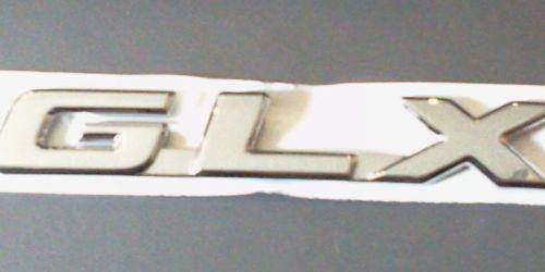 Suzuki GLX embléma, felírat, logó  77826-80EC0-0PG  Gyári! Ft/db 2900Ft