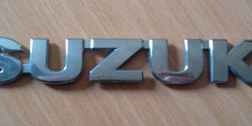 Suzuki Suzuki embléma, felírat, logó Ft/db 1000Ft