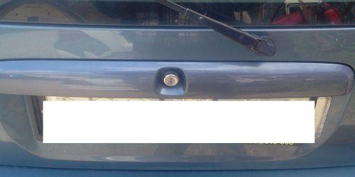 Suzuki Ignis csomagtérkilincs kék színű 83940-86G00-ZF2 8000Ft