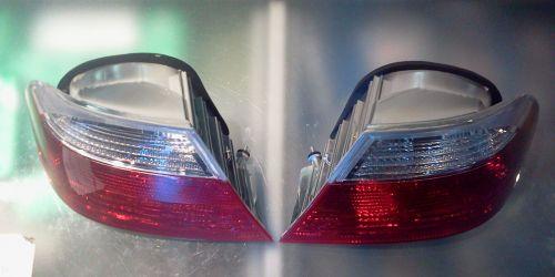 BMW E46 cabrio coupe Hátsó lámpa búra jobb és bal oldali Darabonként is megvásárolható 6900Ft/oldal 12000Ft