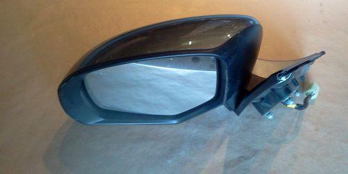 2014- Suzuki Swift - Bal oldali visszapillantó tükör  20000Ft
