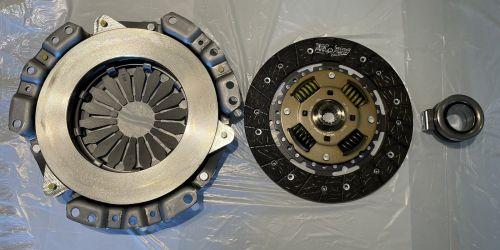 1990-2003 Suzuki Swift - Kuplung szett 1,3 Valeo: 22000-64B21 -Szerkezet -Tárcsa -Csapágy  27900Ft