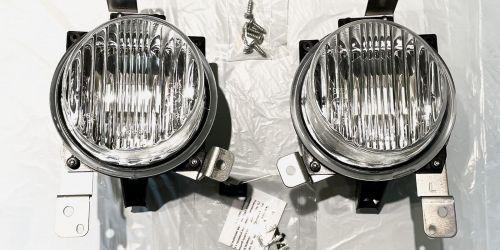2003-2007 Suzuki Ignis, Wagon R - Ködlámpa szett, első WagonR+ Alvázszám: ... 280 000 végződéstől Opel Agila-ba is jó. Minőségi utángyártott termék 23999Ft