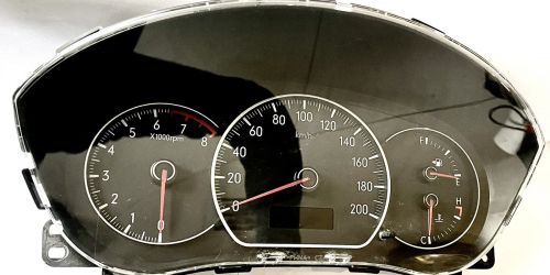 2006-> Suzuki SX4 - Kilométeróra egység /Gyári/ Eredeti Suzuki alkatrész:  34110-79J2 34110-79J70 11900Ft